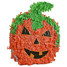 Buy Pumpkin Pinata Online at johnlewis.com