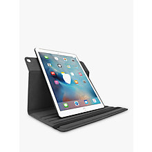 "Buy Targus Versavu Case for 12.9"" iPad Pro, Black Online at johnlewis.com"