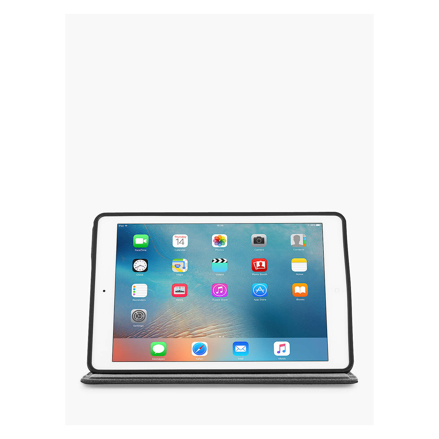 "BuyTargus Versavu Rotating Stand Case for 10.5"" iPad Pro, Black Online at johnlewis.com"