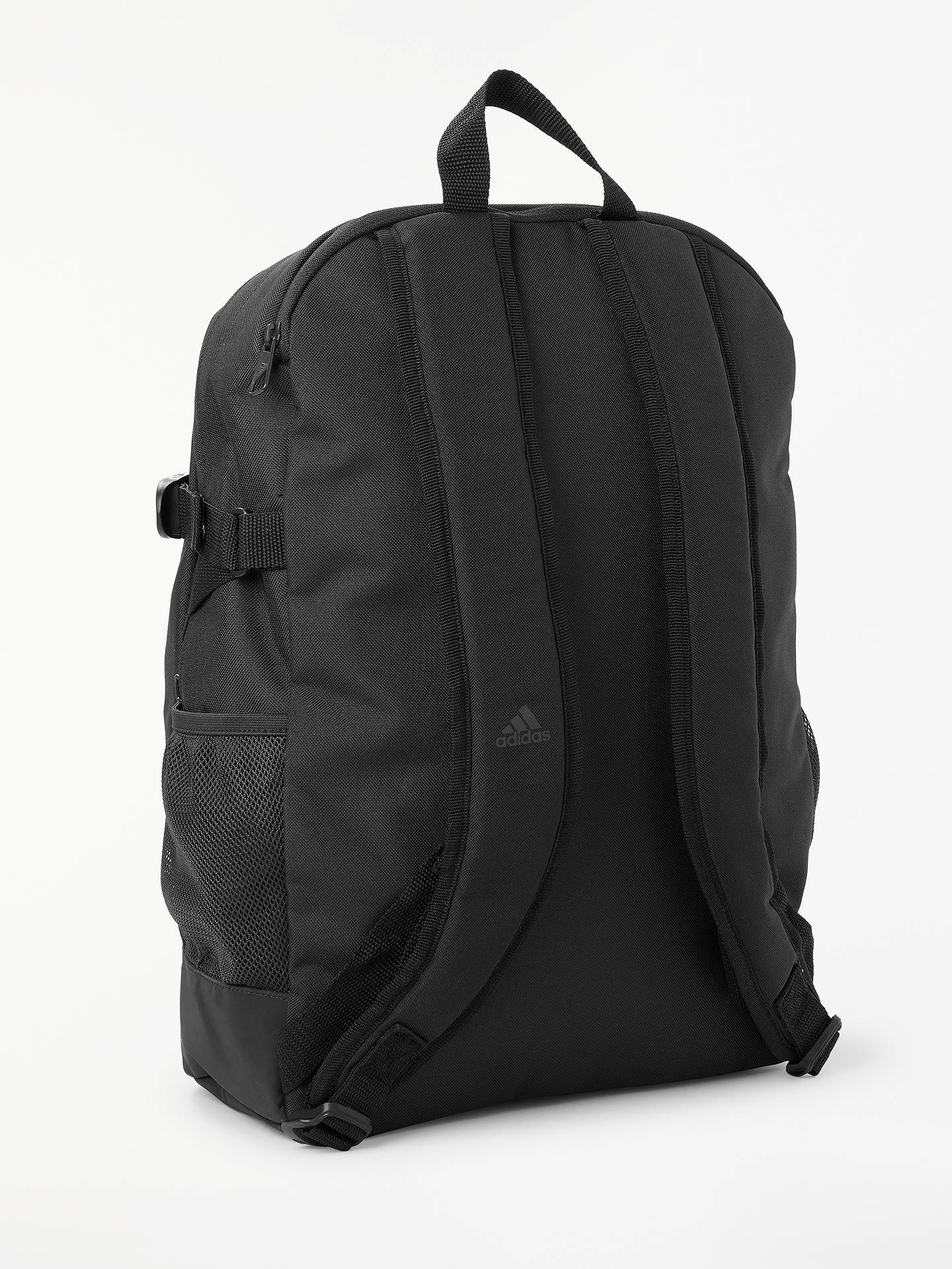 authorized site look good shoes sale presenting adidas 3-Stripes Power Sports Backpack, Black