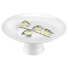Buy Royal Worcester Wrendale Birds Cake Stand, Dia.25cm Online at johnlewis.com