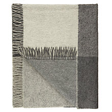 Buy John Lewis Boucle Check Throw Online at johnlewis.com