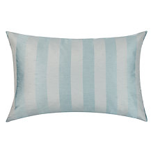 Buy John Lewis Silk Stripe Cushion Online at johnlewis.com
