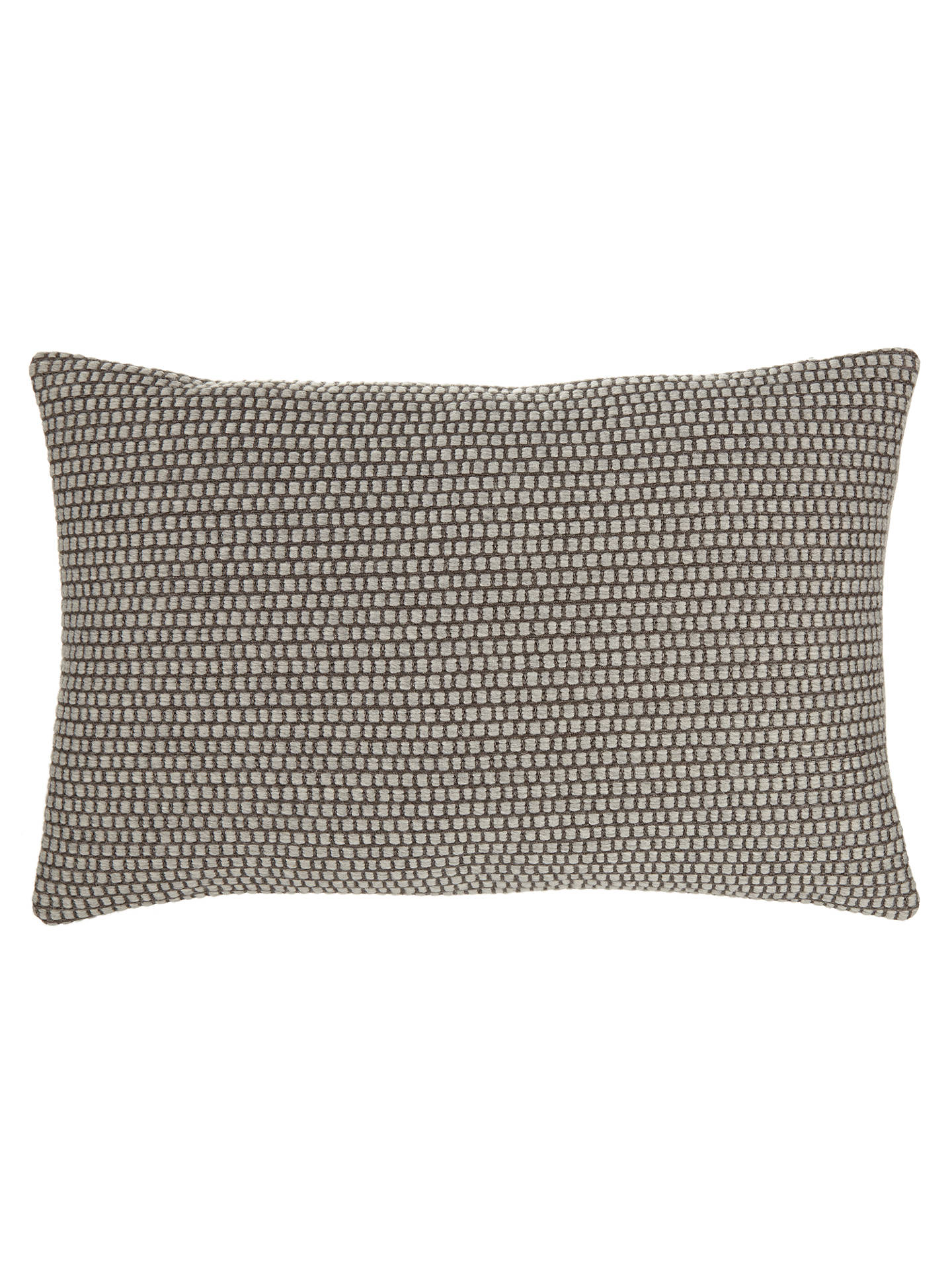 BuyDesign Project by John Lewis No.050 Cushion, Steel Online at johnlewis.com