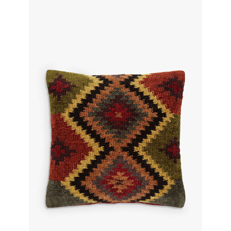 John Lewis Tarma Diamond Cushion by John Lewis