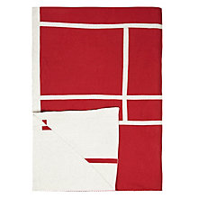 Buy House by John Lewis Track Cotton Throw Online at johnlewis.com