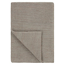 Buy John Lewis Metallic Throw Online at johnlewis.com