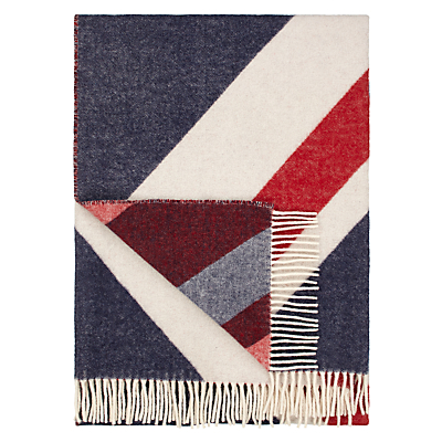 Bronte by Moon Union Jack Throw, Multi