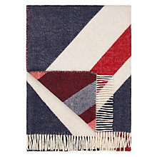 Buy Bronte by Moon Union Jack Throw, Multi Online at johnlewis.com