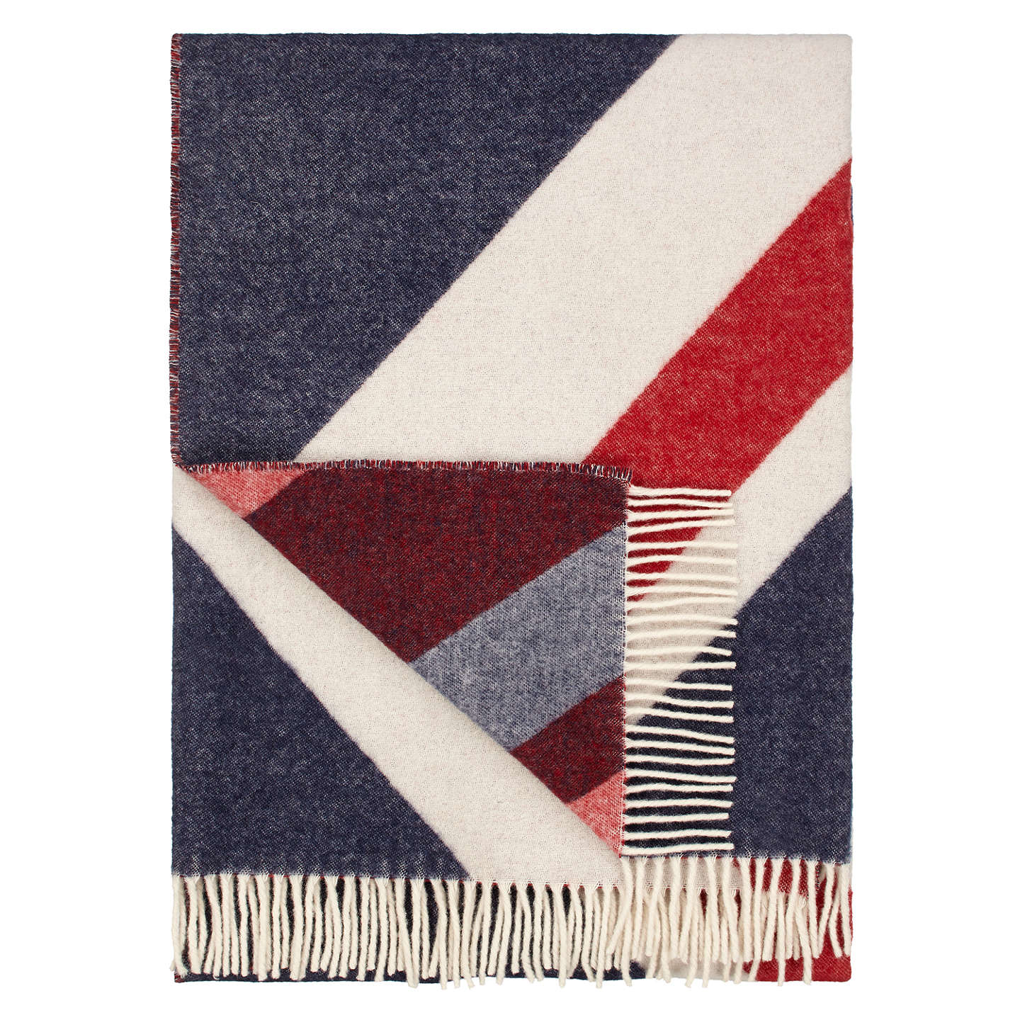 BuyBronte by Moon Union Jack Throw, Multi Online at johnlewis.com
