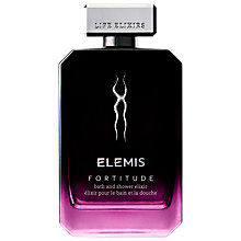 Buy Elemis Fortitude Bath & Shower Elixir, 100ml Online at johnlewis.com