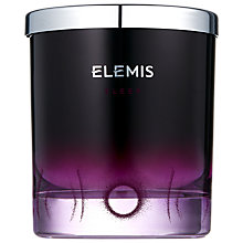 Buy Elemis Life Elixir Sleep Candle, 230g Online at johnlewis.com