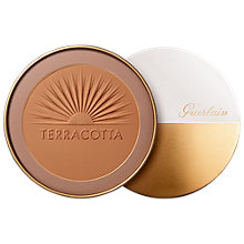 Buy Guerlain Terracotta Collector Powder, Matte Bronze Online at johnlewis.com