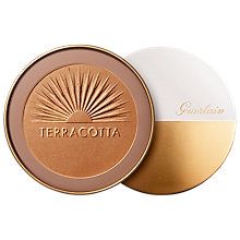 Buy Guerlain Terracotta Collecter Powder, Bronze Online at johnlewis.com