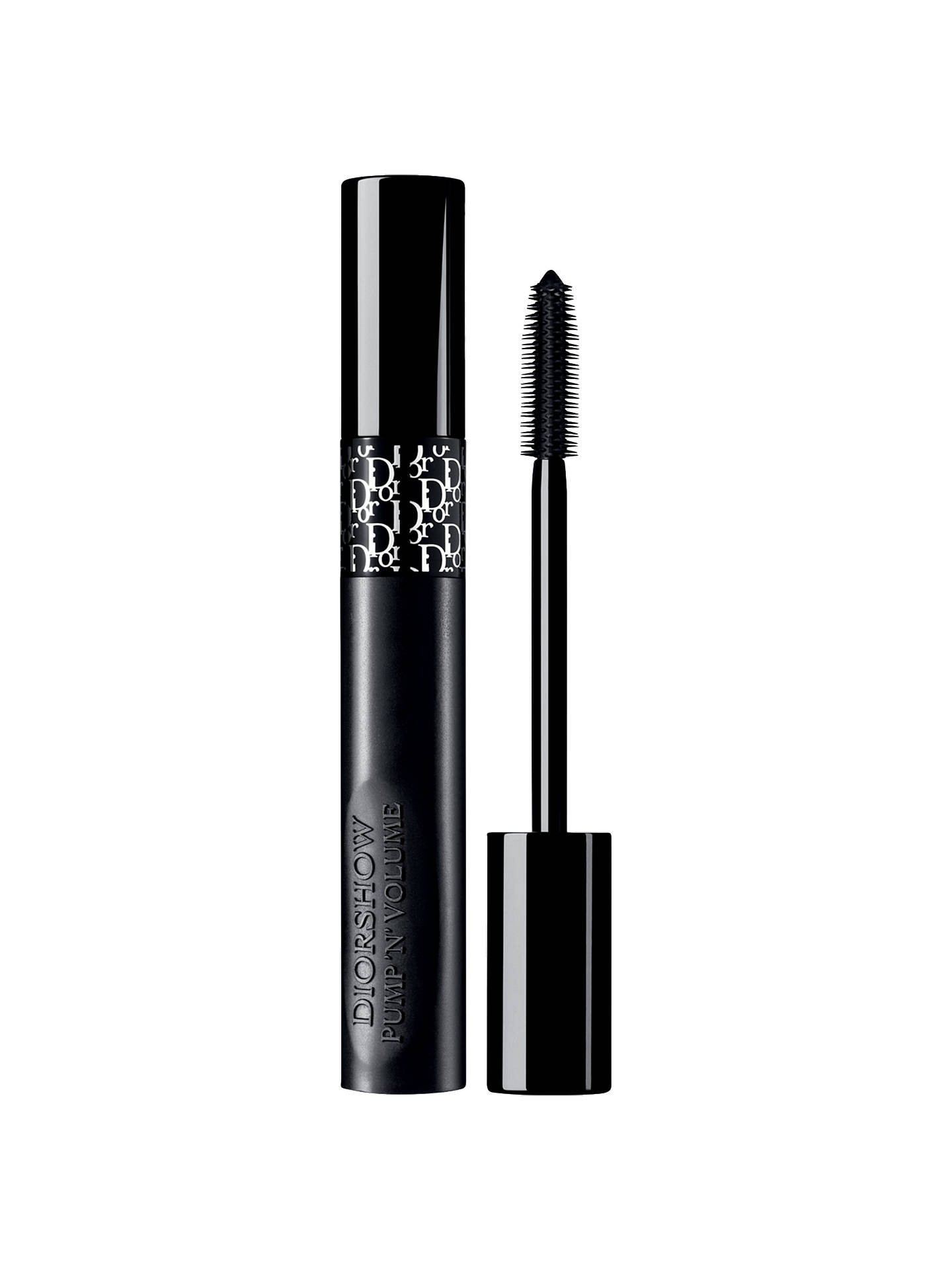 dior mascara  Dior Diorshow Pump 'N' Volume Mascara, Black 090 at John Lewis ...