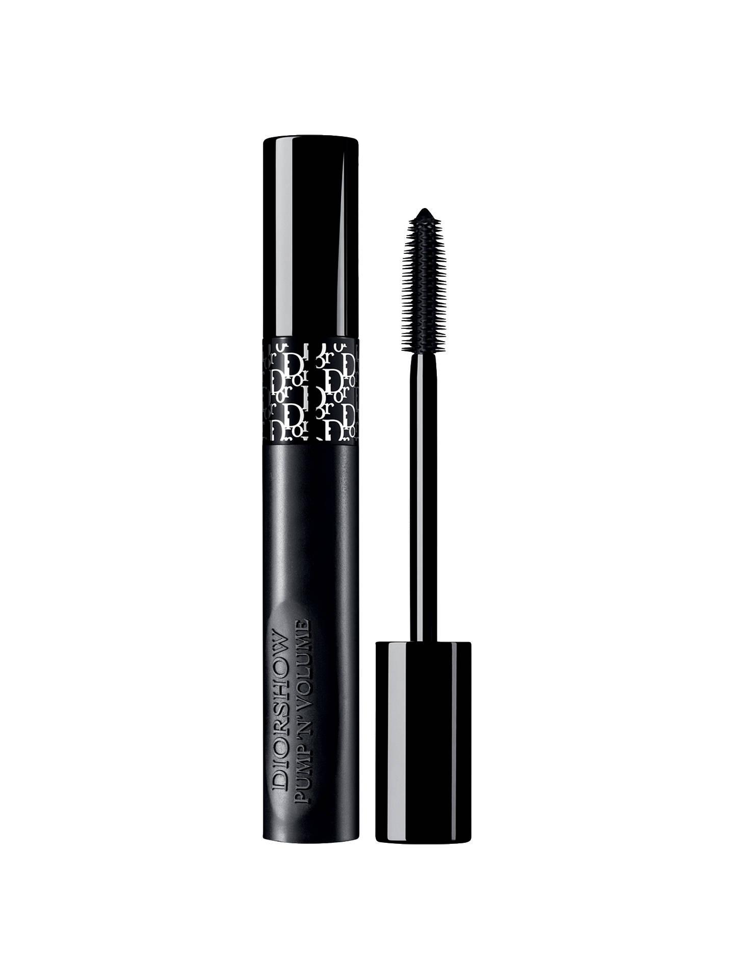 5463fbc9 Dior Diorshow Pump 'N' Volume Mascara, Black 090