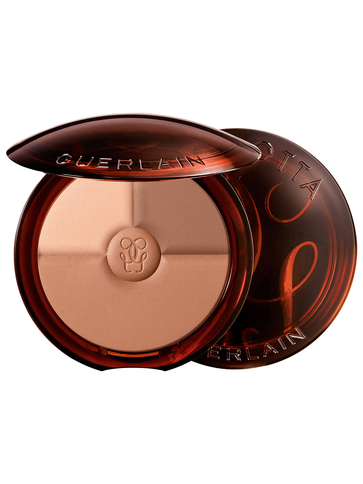 BuyGuerlain Terracotta Collecter Powder, Natural Bronze Online at johnlewis.com