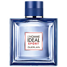 Buy Guerlain L'Homme Ideal Sport Eau de Toilette Online at johnlewis.com