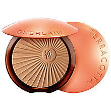 Buy Guerlain Terracotta Summer Bronzing Powder Online at johnlewis.com