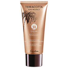 Buy Guerlain Terracotta Sun Protect Cream SPF30, 100ml Online at johnlewis.com