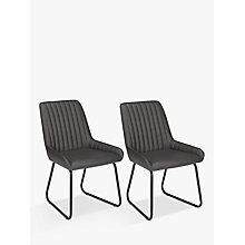 Buy John Lewis Brooks Side Dining Chairs, Set of 2 Online at johnlewis.com