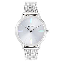 Buy Paul Smith Men's Ma Bracelet Strap Watch Online at johnlewis.com