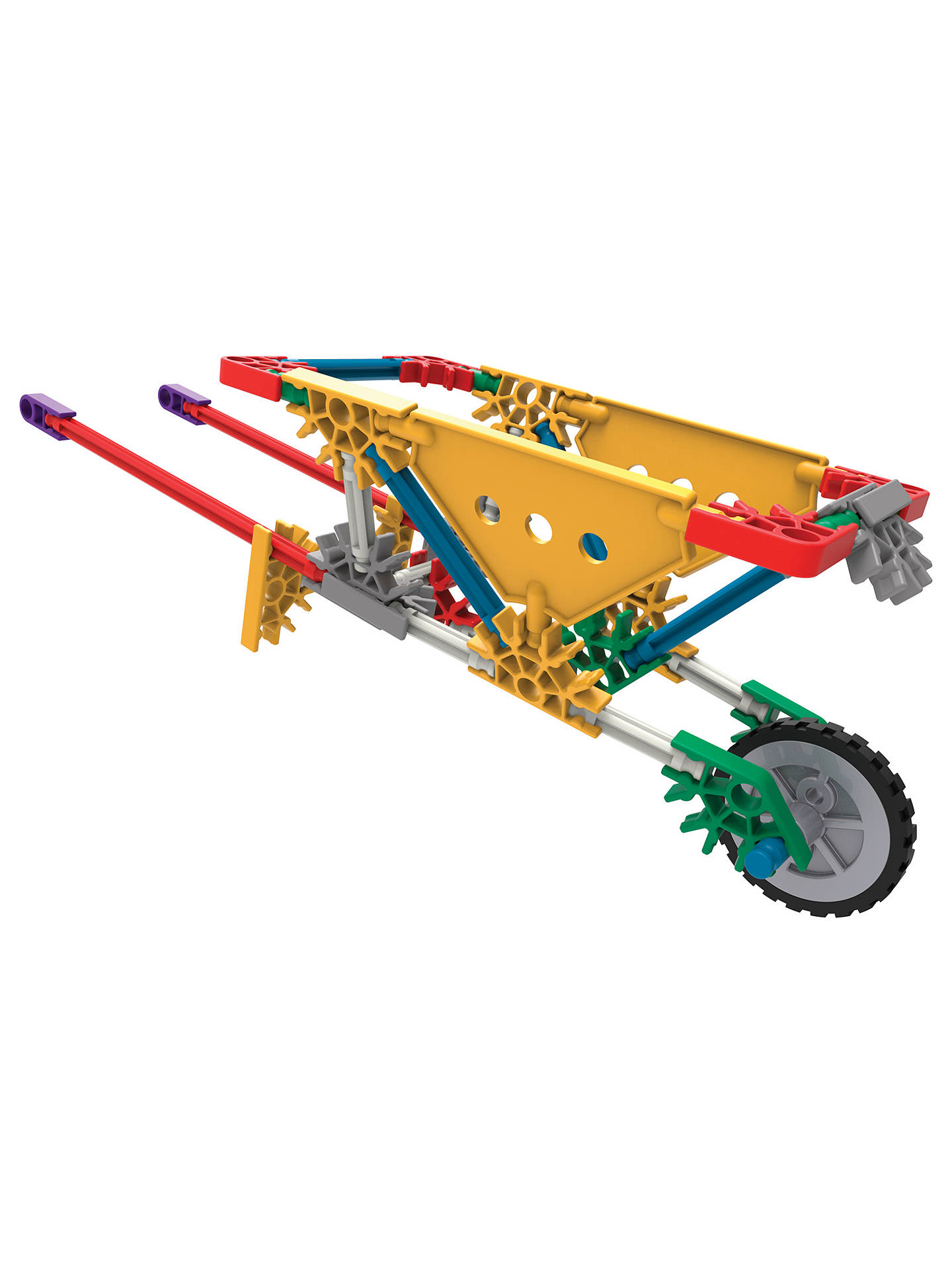 K'Nex 79319 STEM Explorations Levers and Pulleys Building ...