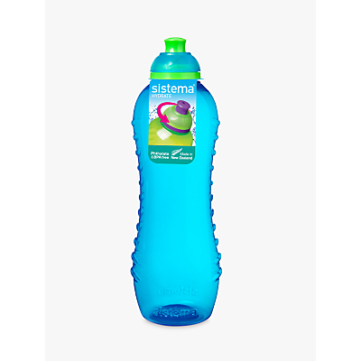Sistema 620ml Twist 'n' Sip Bottle, Assorted Colours