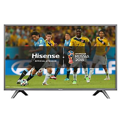 Image of Hisense H55N5700 Grey - 55inch 4K Ultra HD HDR Smart TV