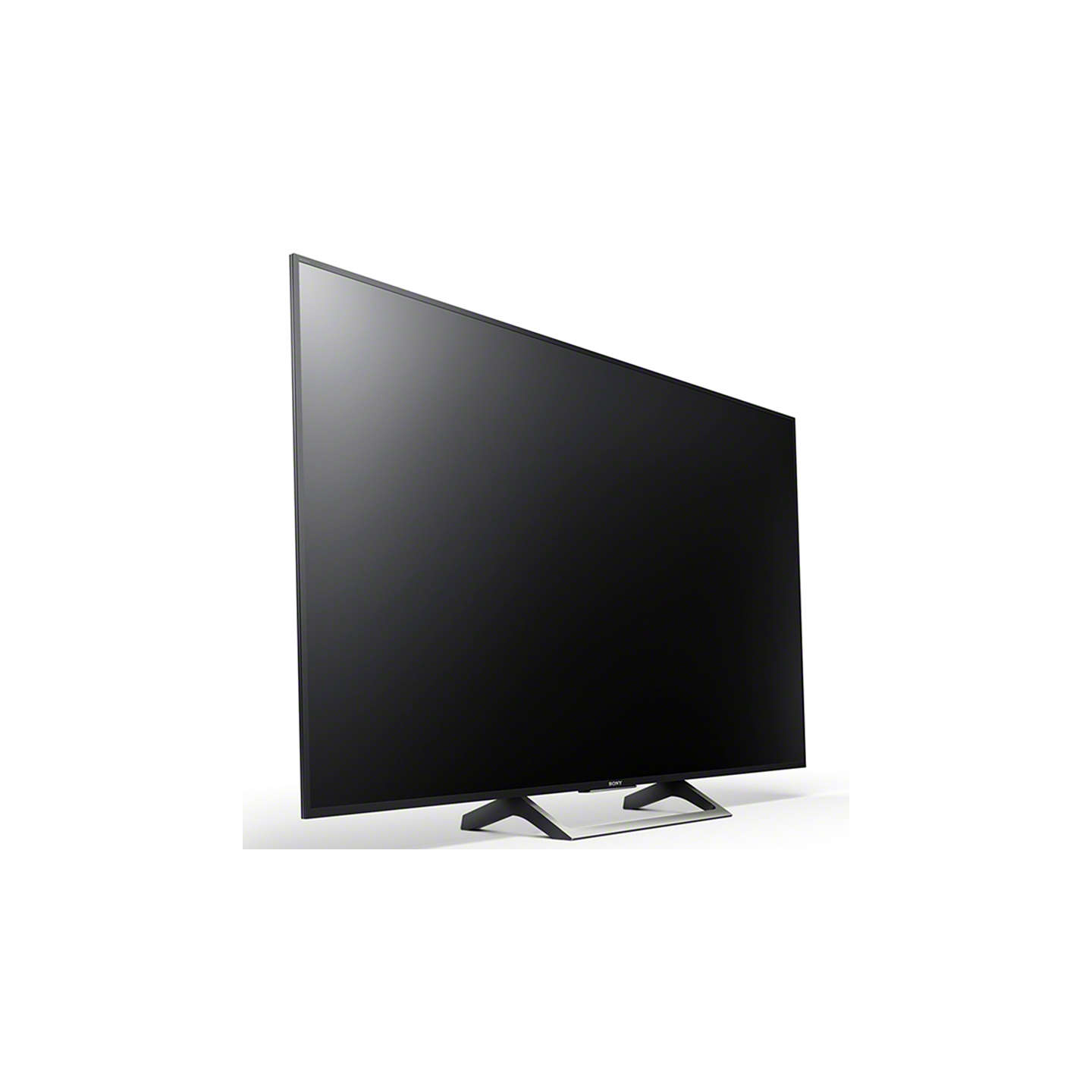 "BuySony Bravia KD55XE8596 LED HDR 4K Ultra HD Smart Android TV, 55"" with Freeview HD & Youview, Black Online at johnlewis.com"