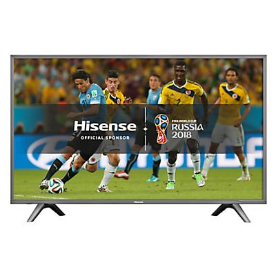 Image of Hisense H49N5700 Grey - 49inch 4K Ultra HD HDR Smart TV