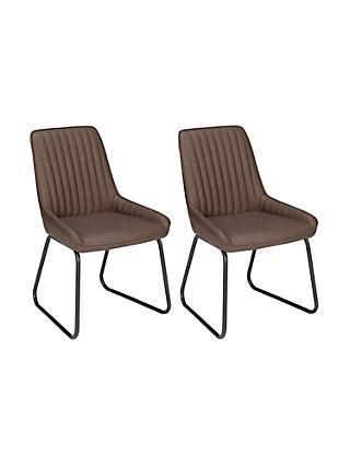 John Lewis U0026 Partners Brooks Side Dining Chairs, ...
