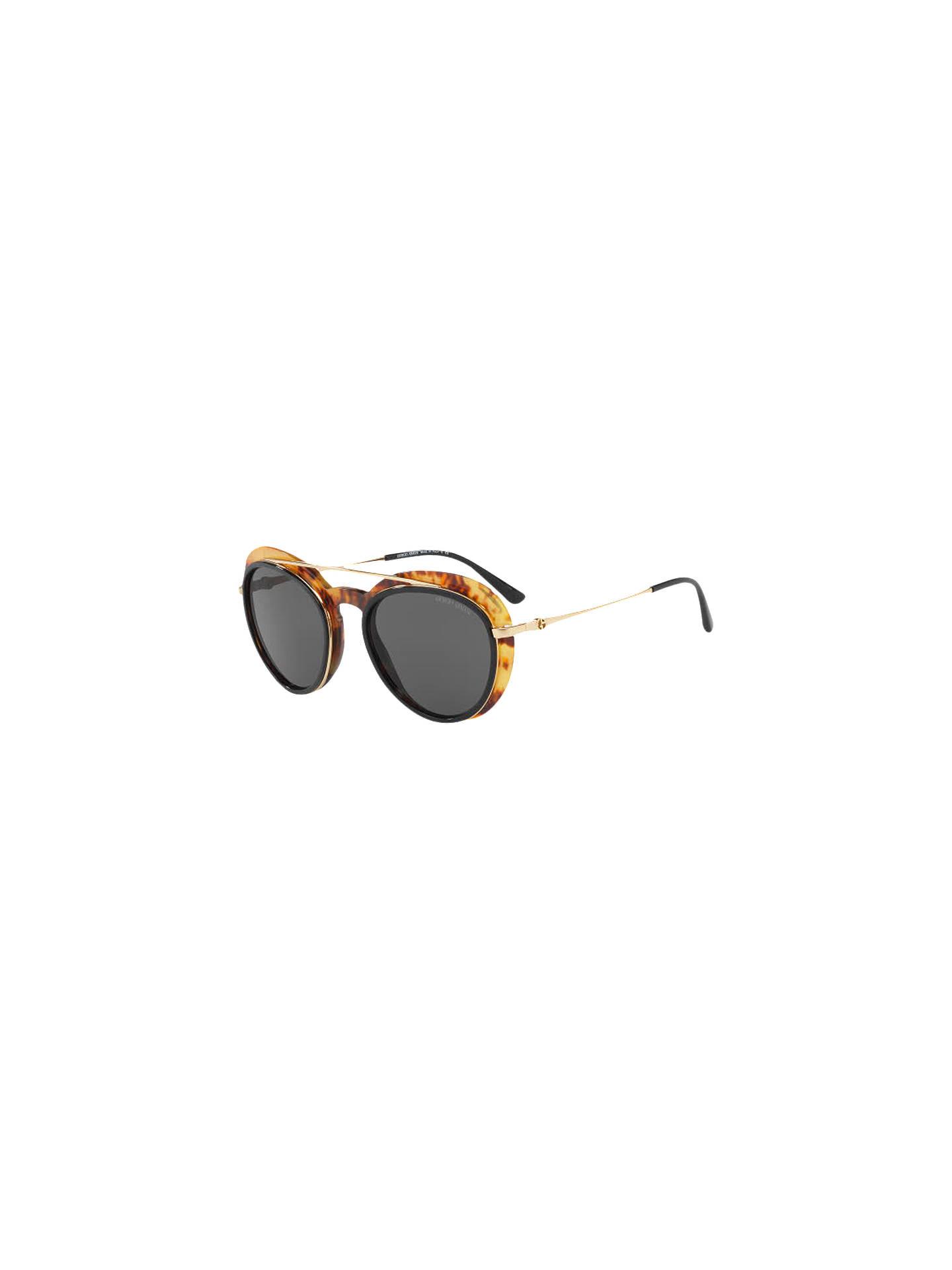 d305d38a20 Buy Giorgio Armani AR6055 Oval Sunglasses
