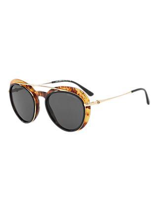 09c0eb97c4 Giorgio Armani AR6055 Oval Sunglasses