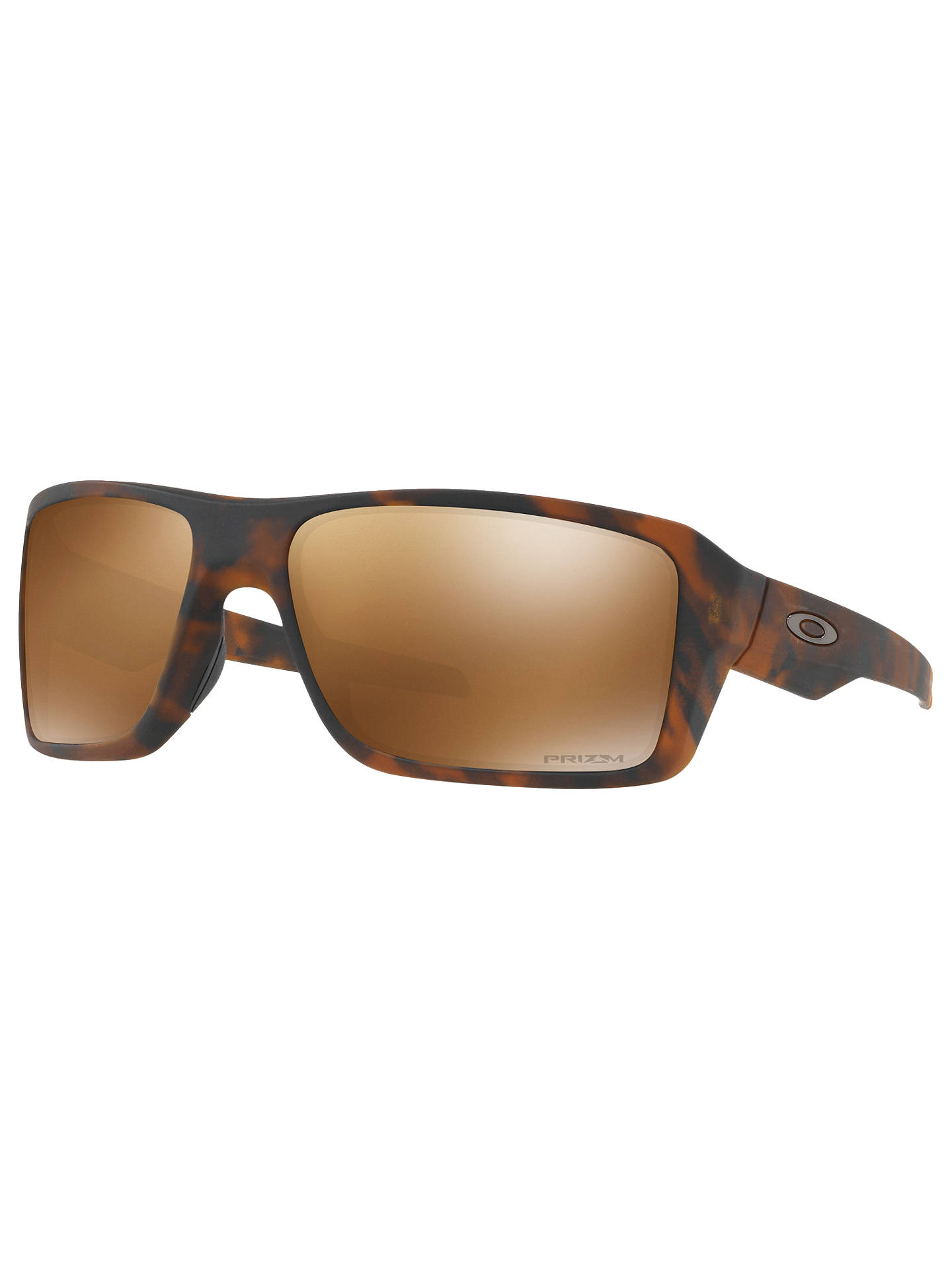 7b7496e126 Oakley OO9380 Double Edge Prizm Polarised Rectangular Sunglasses at ...