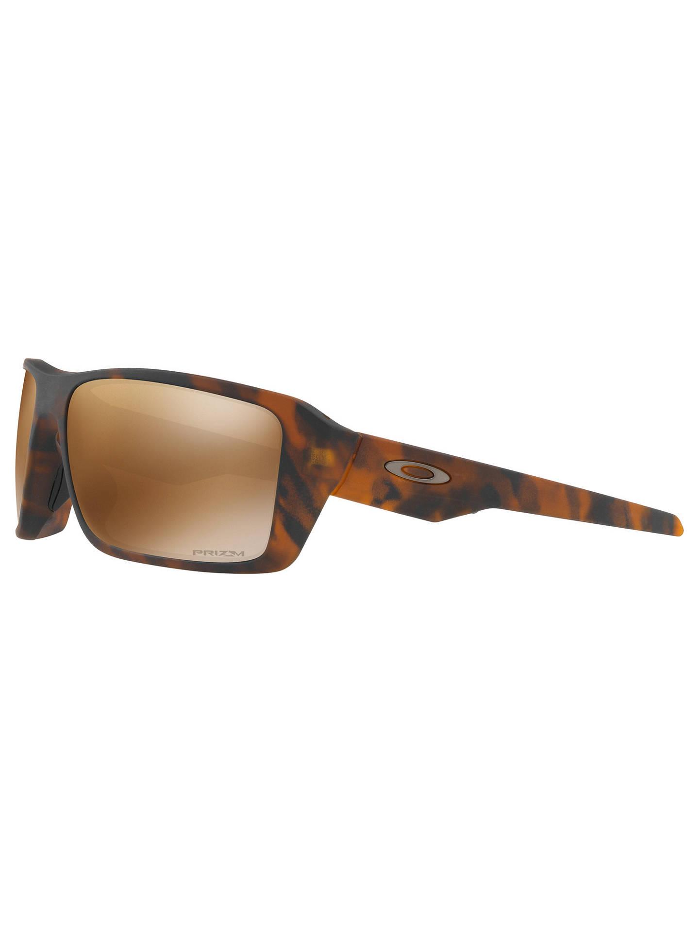 aa6d7242f0 ... Buy Oakley OO9380 Double Edge Prizm Polarised Rectangular Sunglasses