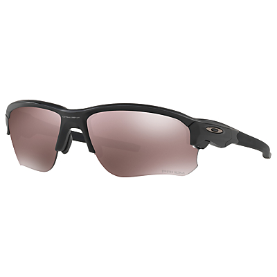 Oakley OO9364 Flak Draft Prizm Polarised Wrap Sunglasses