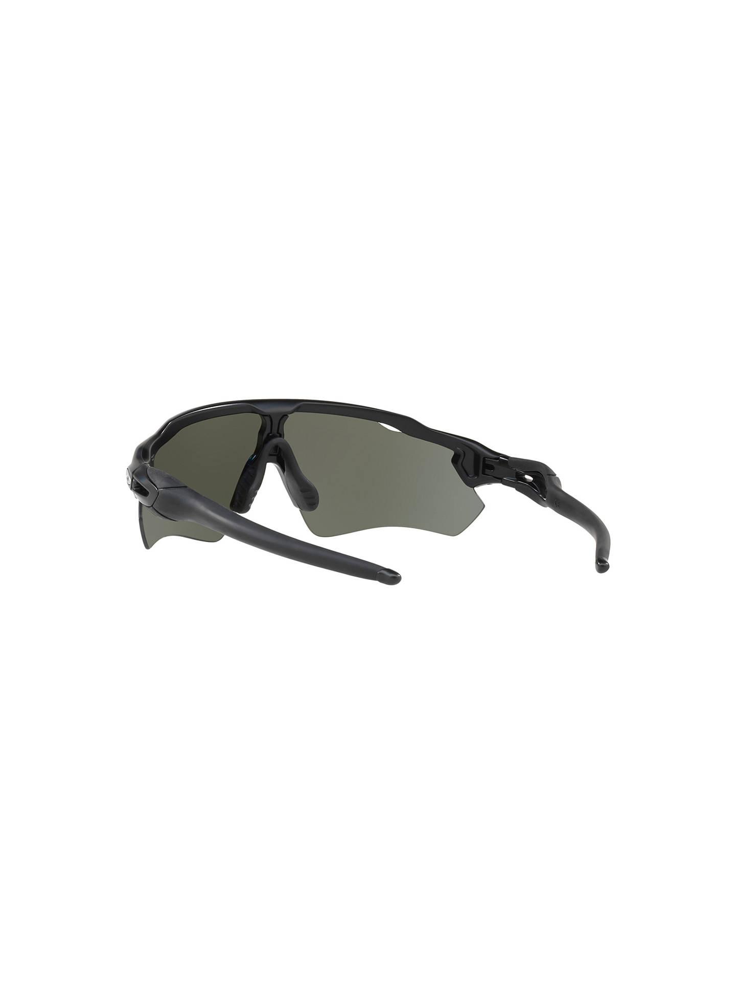 170f37dd3d ... australia ebay buyoakley oo9208 radar ev path prizm polarised wrap  sunglasses matte black mirror beige online