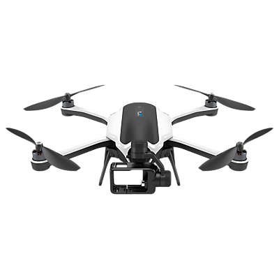 GoPro Karma Drone Kit with Harness for GoPro HERO5 Black (Camcorder not included)
