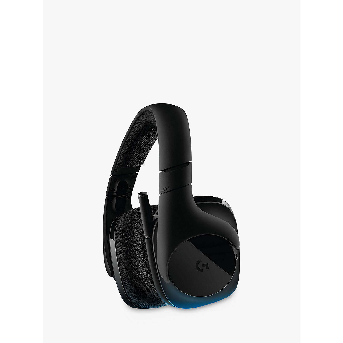 BuyLogitech G533 Wireless Gaming Headset Online at johnlewis.com