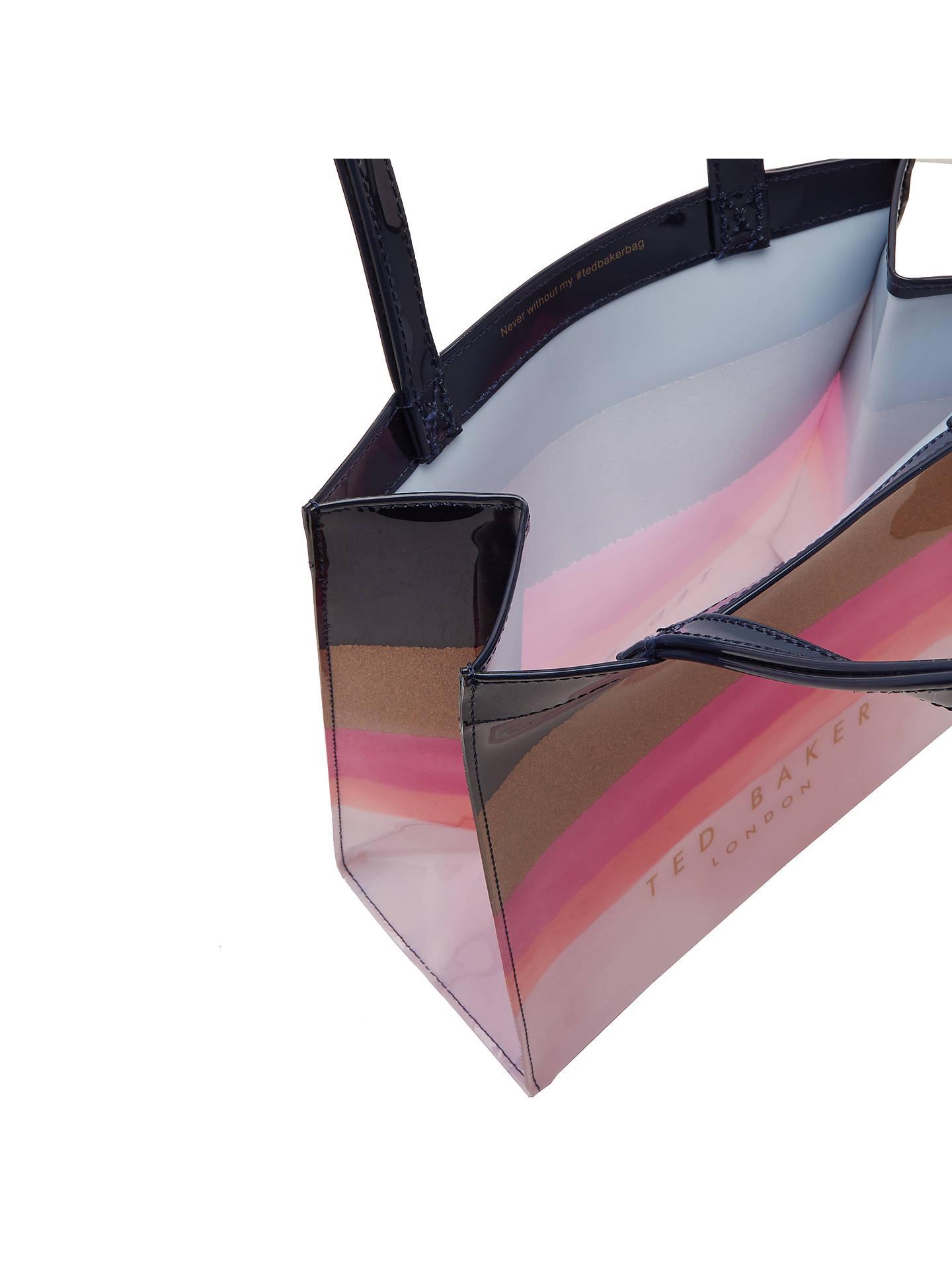 b90678521 ... Buy Ted Baker Zepcon Marina Mosaic Small Shopper Bag