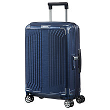 Buy Samsonite Lite-Box 55cm 4-Spinner Cabin Case Online at johnlewis.com