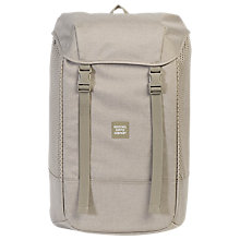 Buy Herschel Supply Co. Iona Backpack, Khaki Crosshatch Online at johnlewis.com