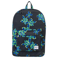 Buy Herschel Supply Co. Classic Backpack, Neon Floral Online at johnlewis.com