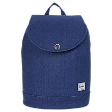 Buy Herschel Supply Co. Reid Backpack, Blue Depths Online at johnlewis.com