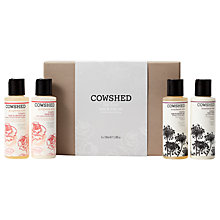 Buy Cowshed Fab Four Bath & Body Gift Set Online at johnlewis.com