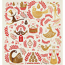Buy John Lewis Advent Icons Charity Christmas Cards, Pack of 6 Online at johnlewis.com