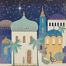 Buy John Lewis Bethlehem Charity Christmas Cards, Pack of 6 Online at johnlewis.com