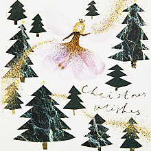 Buy John Lewis Forest Fairy Christmas Charity Cards, Pack of 6 Online at johnlewis.com