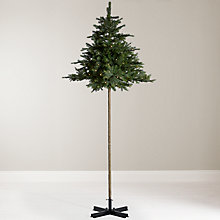 Buy John Lewis Isla Parasol Durawise LED Christmas Tree, 9ft Online at johnlewis.com